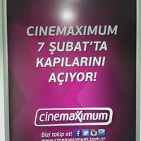 2/3/2014 tarihinde Emre A.ziyaretçi tarafından Cinemaximum'de çekilen fotoğraf