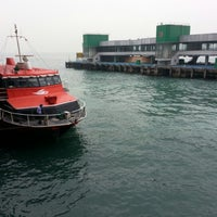 Photo taken at Hong Kong Macau Ferry Terminal by Godfrey C. on 12/27/2012