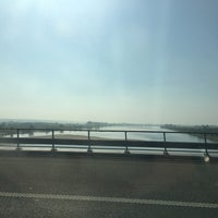Photo taken at Most na Wiśle na Autostradzie A1 by LiLi S. on 9/11/2016
