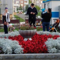 Photo taken at Парк «Азино-1» by Федя on 9/9/2014
