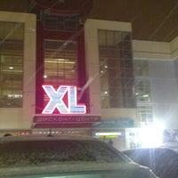 Снимок сделан в ТЦ «XL» пользователем Федя 1/22/2013