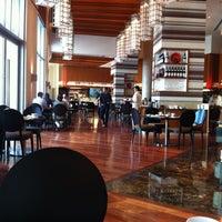 Photo taken at Mazina Restaurant by Kamran Q. on 2/26/2013