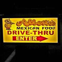 Photo taken at Albertaco's Mexican Food Inc. by SERGIO AKA STEVE S. on 1/17/2015