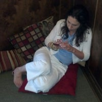 Photo taken at Loya Organic Middle Eastern Grill by Don K. on 6/21/2013