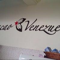 Photo taken at Cacao Venezuela by Rocio C. on 2/1/2013