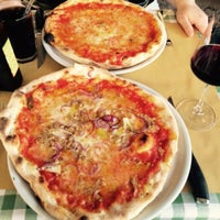 Photo taken at Trattoria Con Cucina Romana by Mert M. on 5/17/2015