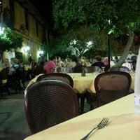 Photo taken at Il Vecchio Mulino by Livia A. on 8/11/2013