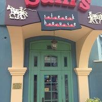 Снимок сделан в Sam's Steak House пользователем Татьяна Б. 7/9/2013