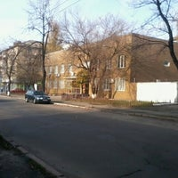 Photo taken at Днепровский РО УГСО при МВД by Anatoly R. on 11/9/2013