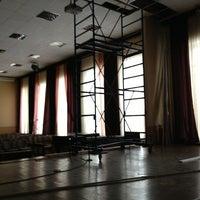 Photo taken at Педагогический колледж №4 by Alena K. on 3/19/2013