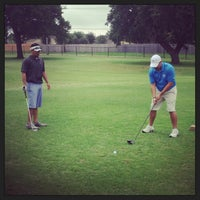 Photo taken at Chester W. Ditto Golf Course by Fernando H. on 5/27/2013