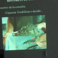 Photo taken at Facultad Medicina Veterinaria Y Zootecnia by Julián O. on 2/4/2014