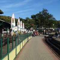 Photo taken at Bahnhof Sellin Ost by Joachim R. on 10/1/2015