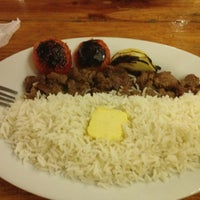 Photo taken at World Class Persian Kebab by Al J. on 2/13/2014