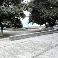 Photo taken at Θεατράκι by Ελευθερία Λ. on 8/13/2013