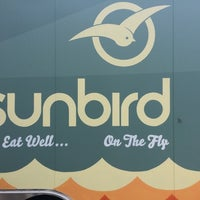 Photo taken at Sunbird Food Truck by William W. on 7/9/2014