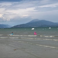 Photo taken at poggio al lago by Ebru Ö. on 8/6/2017