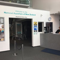 Photo taken at National Aquarium of New Zealand by CinDy L. on 1/20/2017
