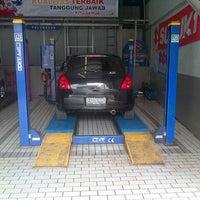 Photo taken at Suzuki kalibata by Dimas a. on 12/27/2012