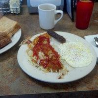 Photo taken at Red Geranium Cafe by Craig J. on 3/1/2013