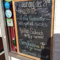 Photo taken at Sal's Pizza by Jim D. on 12/21/2013