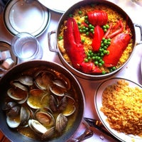 Photo taken at Sevilla Restaurant by J A. on 5/9/2013