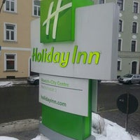 Photo taken at Holiday Inn by Andrei A. on 1/26/2013
