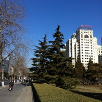 Photo taken at Fuhua Mansion 富华大厦 by irwin w. on 1/17/2013