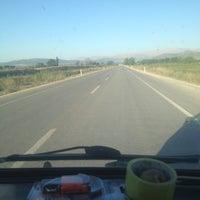 Photo taken at Gölhisar-burdur Yolu by Ali Umut Ö. on 7/25/2013