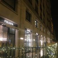 Photo taken at Prada by LuLu on 11/18/2017