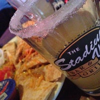 Photo taken at Stadium View Bar and Grill by Zsófia S. on 4/23/2013