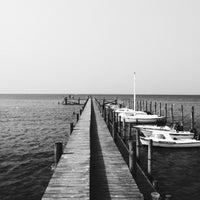 Photo taken at Ordrup Strand by Preben T. A. A. on 7/13/2013