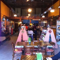 Photo taken at Oasis Juice Bar & Market by Hannah S. on 2/3/2013