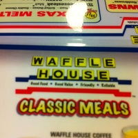 Photo taken at Waffle House by Baylee S. on 2/19/2013