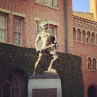 Photo taken at Tommy Trojan by Stan L. on 12/31/2012