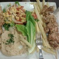 Photo taken at Arabito - Shawarma y Parrillada by Lizzy M. on 3/30/2014