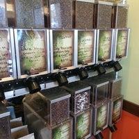 Photo taken at Bean Juice Coffee Roasters by Bryan H. on 12/6/2013