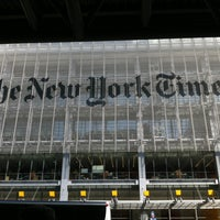 Photo taken at The New York Times Building by Mao T. on 7/6/2014