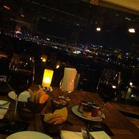 Photo taken at Summit Bar & Terrace by Hakan D. on 9/19/2014