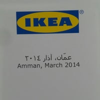 Photo taken at IKEA by Zamil S. on 3/4/2014