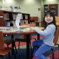 Photo taken at Tinley Park Public Library by Karen N. on 1/10/2014