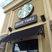 Photo taken at Starbucks by Caleb J. on 3/7/2013