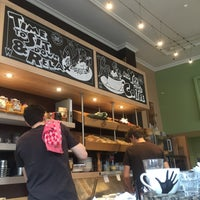 Photo taken at Bagels & Beans by René H. on 3/1/2016