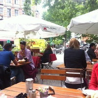 Photo taken at Café Anna Blume by René H. on 6/28/2013