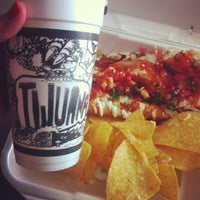 Photo taken at Tijuana Flats by Stephanie B. on 5/5/2013
