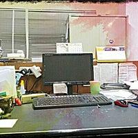 Photo taken at Merpati Maintenance Facility by Bildad P. on 8/23/2013