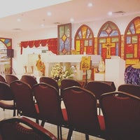Photo taken at Cash and Carry Chapel by Rae F. on 2/3/2016