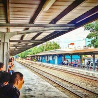 Photo taken at PNR (PUP/Sta. Mesa Station) by Rae F. on 11/15/2015