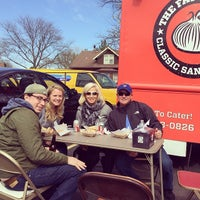 Photo taken at Heritage Trail by THE FAT SHALLOT FOOD TRUCK on 5/4/2014
