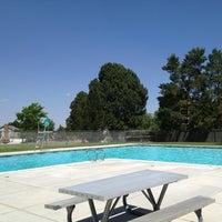 Photo taken at Pheasant Run Swimming Pool by Robert M. on 6/11/2013